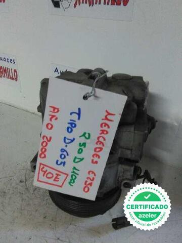 COMPRESOR AIRE ACONDICIONADO MERCEDES - foto 1