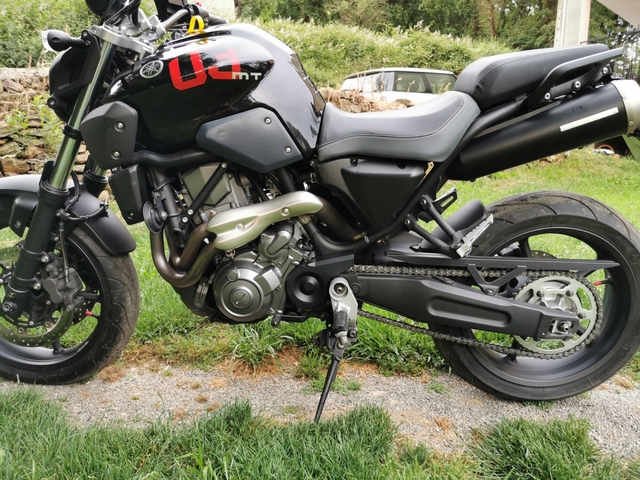 GSF Bandit 650 S Escape Moto Deportivo GP I Silenciador Dominator Exhaust Racing Slip-on 2005 2006