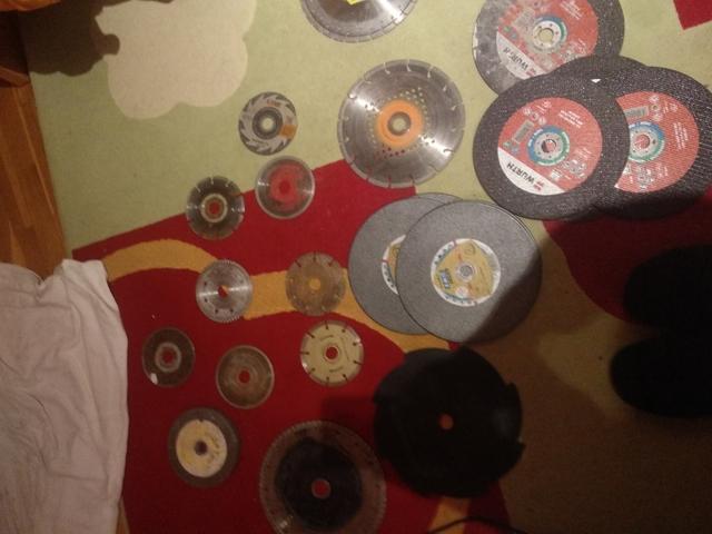 Discos Esmeril Rotafles