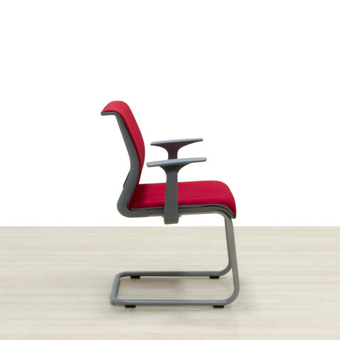 SILLA CONFIDENTE STEELCASE MOD.  THINK - foto 3