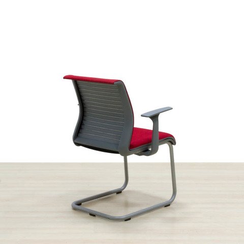 SILLA CONFIDENTE STEELCASE MOD.  THINK - foto 4