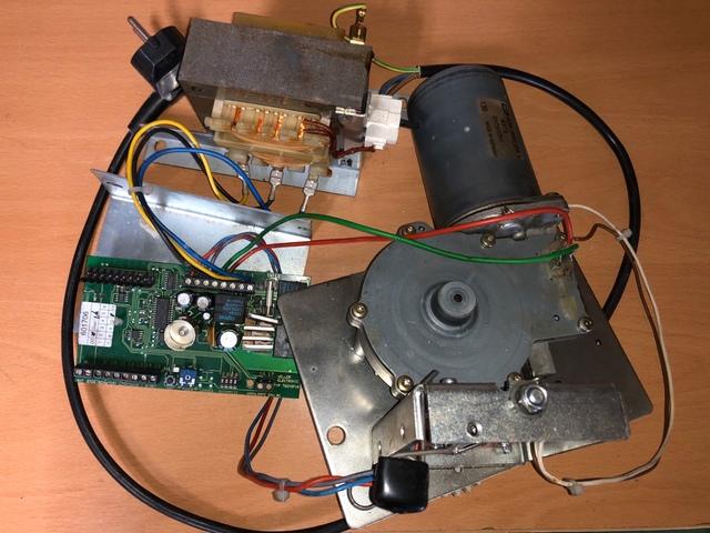 Motor Puerta Automática Valeo