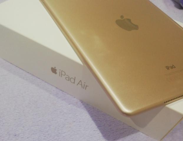 IPAD AIR 2 WI-FI 16GB GOLD - foto 3