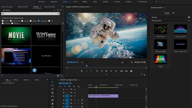 EDITOR PROFESIONAL AFTER EFFECTS - foto 1