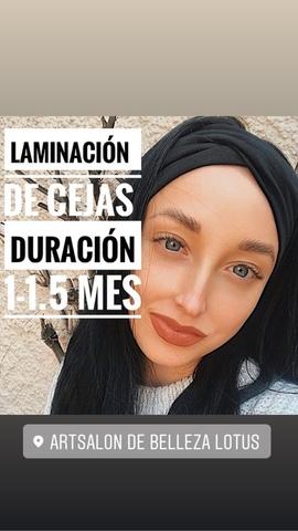 LAMINACIÓN DE CEJAS + TINTE DE CEJAS - foto 1