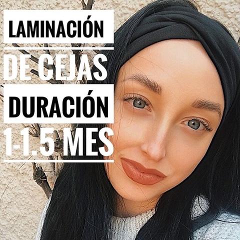 LAMINACIÓN DE CEJAS + TINTE DE CEJAS - foto 5