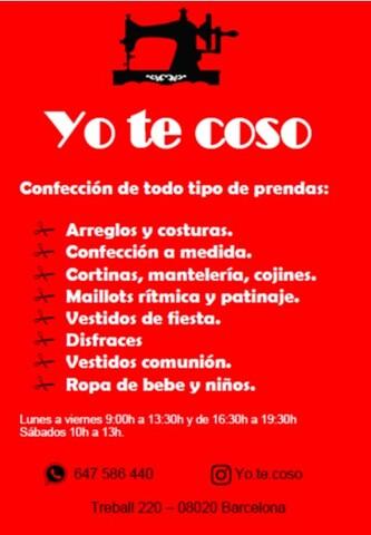 MODISTA Y COSTURERA - foto 1