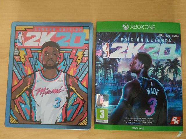 NBA 2K20 LEGEND EDITION XBOX ONE - foto 2