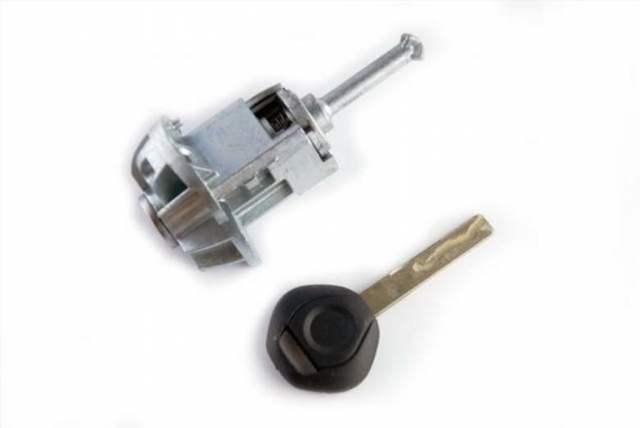 2 x reparac cerradura de cilindro delantero izquierdo para bmw 3er Touring e46