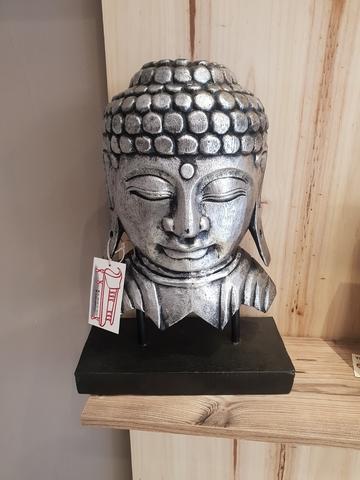 Thai Buda De Madera Muñecas Rusas Pintado a Mano Juego de 5