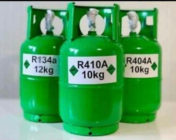 GAS FREON R410A R134A R32 407C 404A - foto 1