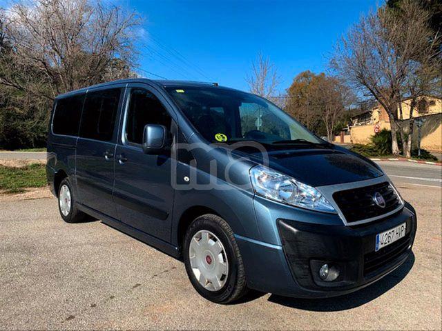 FIAT - SCUDO 2. 0 MJT 130CV 10 EXECUTIVE LARGO 89 EU5 - foto 2