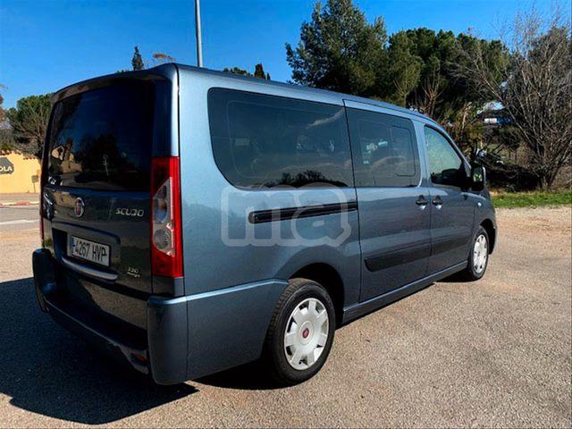 FIAT - SCUDO 2. 0 MJT 130CV 10 EXECUTIVE LARGO 89 EU5 - foto 3
