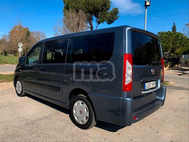 FIAT - SCUDO 2. 0 MJT 130CV 10 EXECUTIVE LARGO 89 EU5 - foto 4