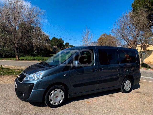 FIAT - SCUDO 2. 0 MJT 130CV 10 EXECUTIVE LARGO 89 EU5 - foto 5