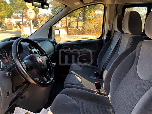 FIAT - SCUDO 2. 0 MJT 130CV 10 EXECUTIVE LARGO 89 EU5 - foto 6