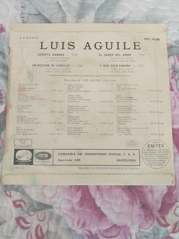 CD ANTIGUO - foto 2