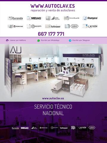AUTOCLAVE SERVICIO REPARACIÓN Y VENTA - foto 1