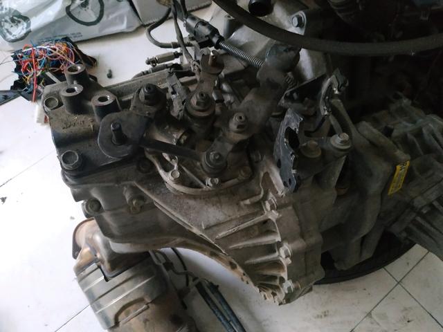 CAJA CAMBIOS Y 4X4 HYUNDAI IX35 MOTOR 2.  - foto 1