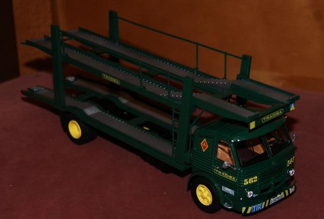 Camión Pegaso 1060L Portacoches Tradisa