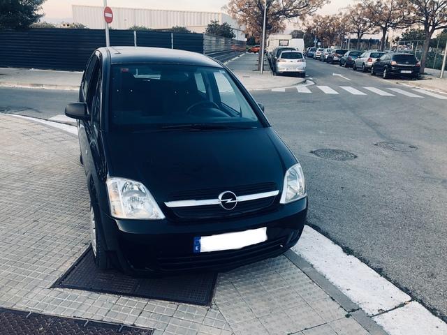 A//C Condensador De Aire-Opel Meriva MK1 2003-2010 /& Opel Meriva 2003-2010