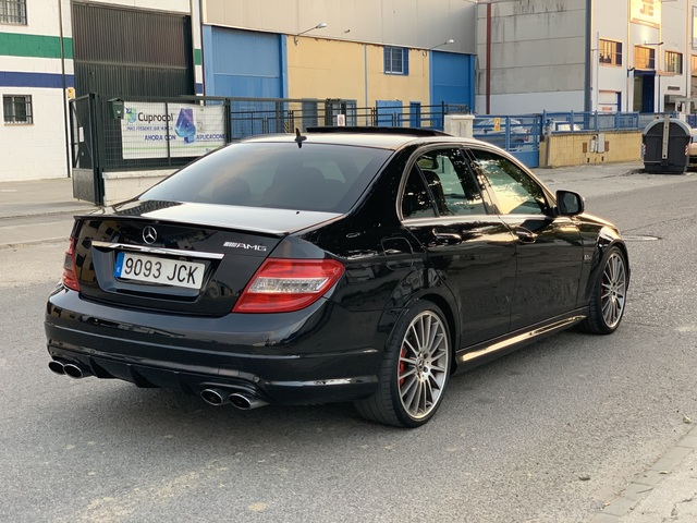 W210, W211, W164, W204, W208, W220, W221, W207 portamatricula chrom f/ür Mercedes AMG