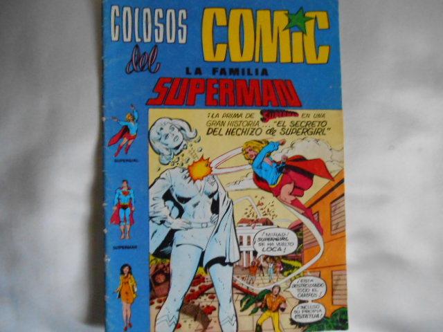 Tres Colosos Del  Comic