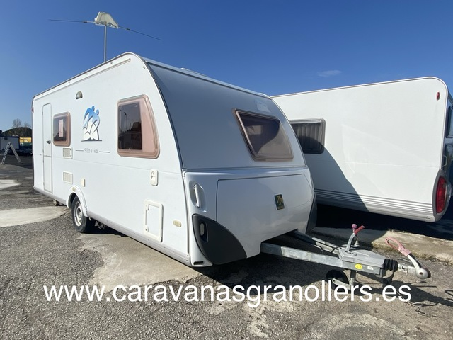 CARAVANA KNAUS SUDWIND 500 CON MOVER - foto 2