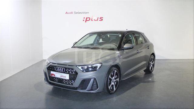 Mil Anuncios Com Audi A1 Sportback S Line 30 Tfsi 85kw 116cv