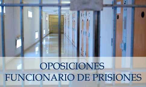 TEMARIO FUNCIONARIO DE PRISIONES 2020 - foto 1
