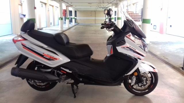 SYM - MAXIM 400.  ABS - foto 4
