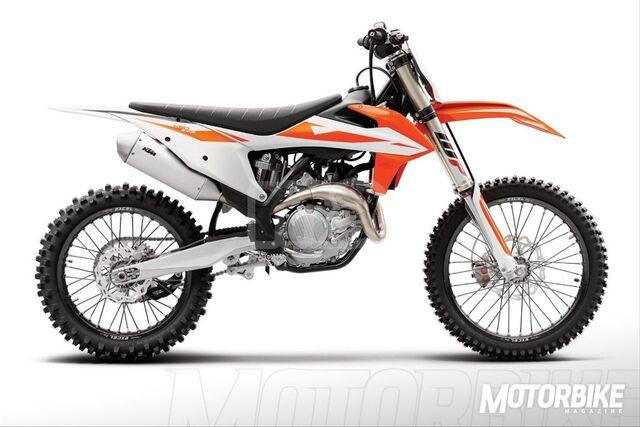 KTM - SX 450 F - foto 2