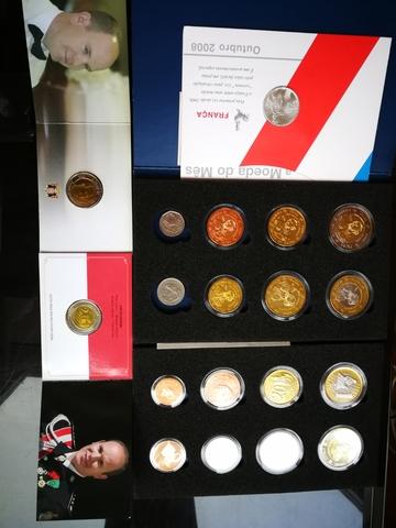 Monedas  De Euro No Oficiales . Incluye
