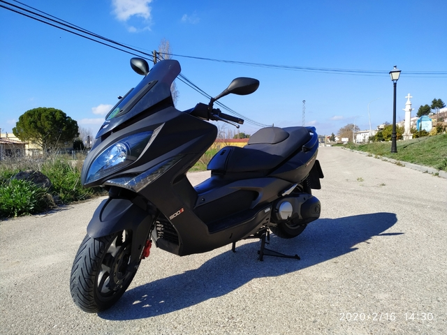 KYMCO - XCITING 500I R ABS - foto 5