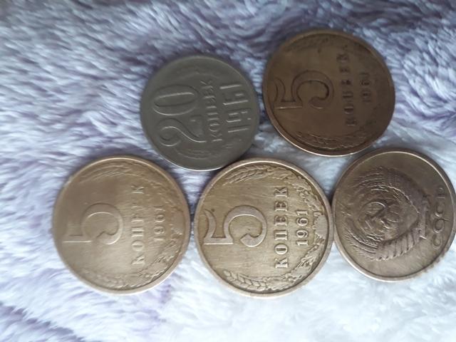 Vendo Monedas Rusas