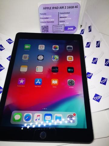 APPLE IPAD AIR 2 16GB 4G GARANTÍA+FACTUR - foto 2