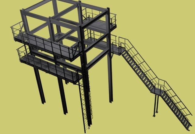DISEÑO MODELADO 3D ARTÍSTICO INDUSTRIAL - foto 6