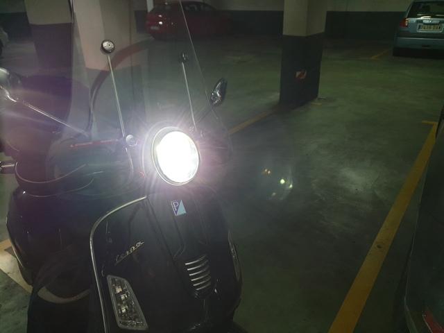 LAMPARA LED H4 PARA TODO TIPO MOTOS - foto 1