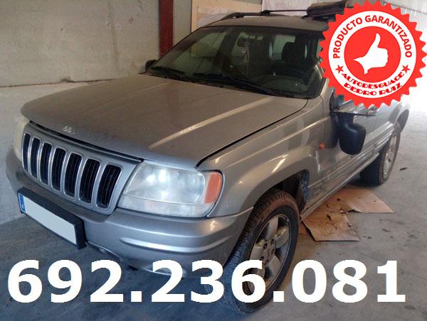 Calefacción válvulas de reparación de Jeep Grand Cherokee WJ//WG 1999//2004