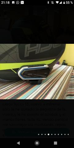 CASCO HJC CS 15 - foto 4