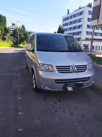 VW Transporter t5 Multivan Alfombra de área de arranque