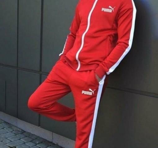 MILANUNCIOS | Comprar y vender moda hombre chandal puma de ...