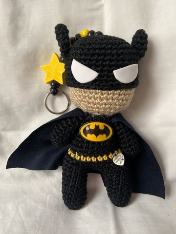 43 Free Batman Amigurumi Pattern Collection Pictures - Best Amigurumi | 480x360