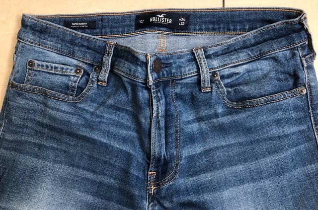 Jeans Hollister Para Hombre Online