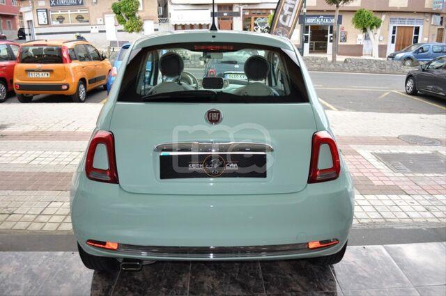FIAT - 500 LOUNGE 1. 2 8V 51KW 69 CV - foto 4