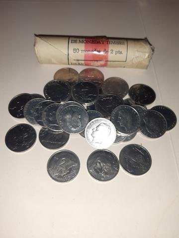Monedas 2 Pesetas
