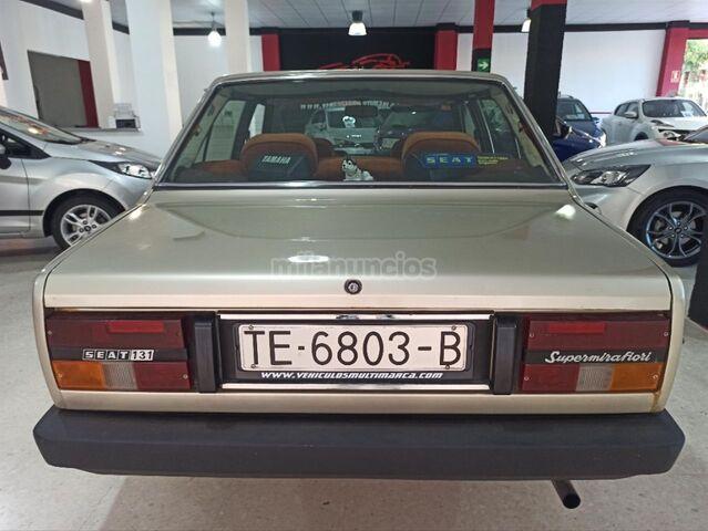 SEAT 131 SUPERMIRAFIORI 1. 6R GASOLINA - foto 1