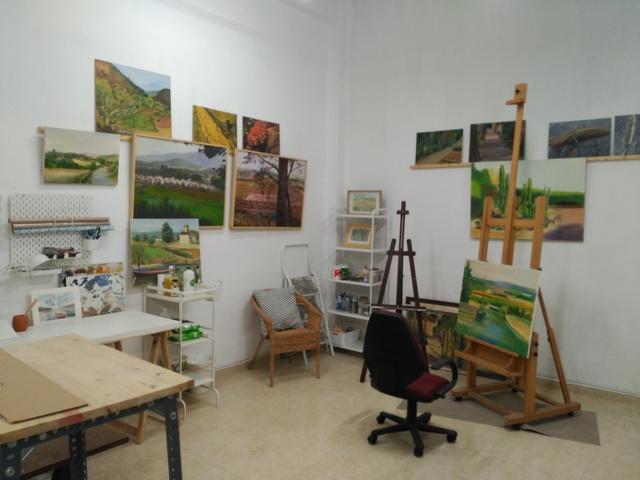 TALLER ARTISTAS- COWORKING ARTISTAS - foto 5