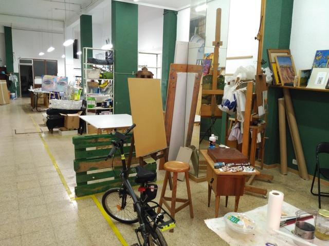 TALLER ARTISTAS- COWORKING ARTISTAS - foto 7