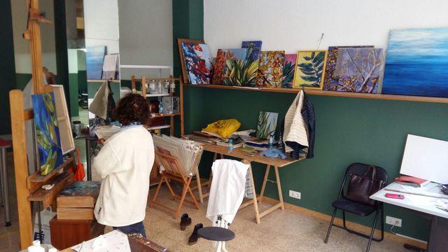 TALLER ARTISTAS- COWORKING ARTISTAS - foto 1